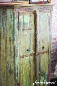 25+ best ideas about Rustic painted furniture on Pinterest ...