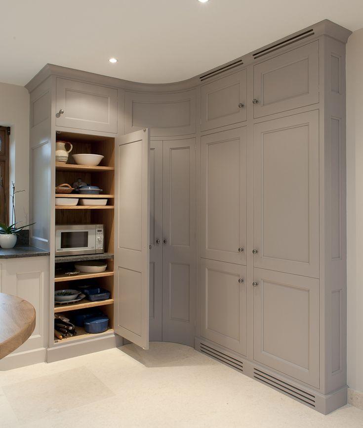 kitchen pantry cabinets freestanding appliances bundle 25+ best larder cupboard ideas on pinterest | ...