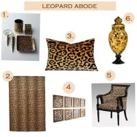 1000+ ideas about Leopard Home Decor on Pinterest ...