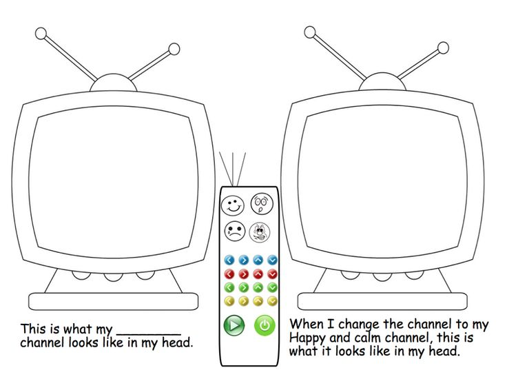 Changing the channel. CBT....cognitive restructuring