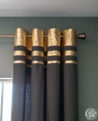 17 Best ideas about Black White Curtains on Pinterest ...