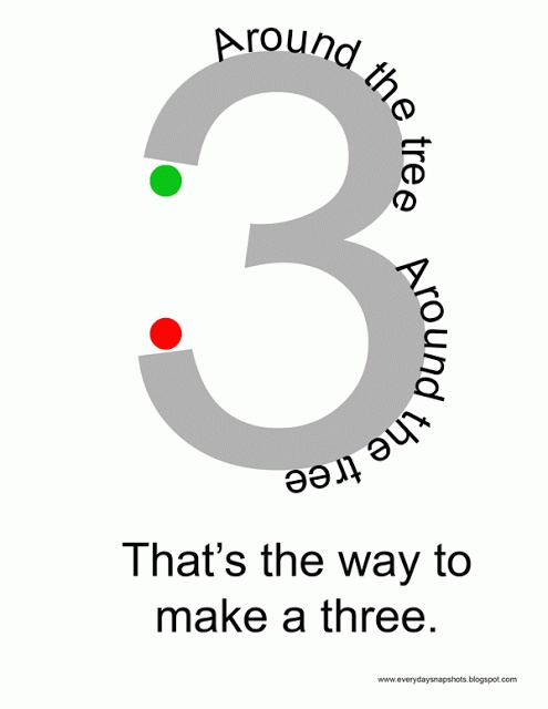 1000+ images about writing numbers on Pinterest