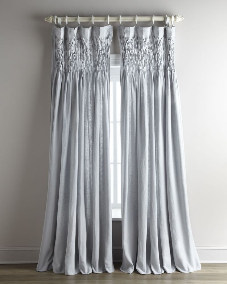 1000 ideas about Linen Curtains on Pinterest  Curtains Linens and White Linen Curtains