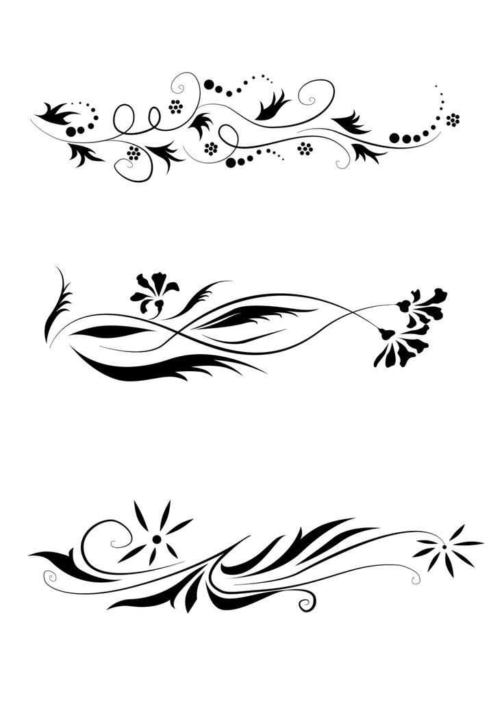Calligraphy Brush Gimp: Bismillah brushes by hafaa on