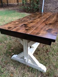 25+ best ideas about Rustic Farm Table on Pinterest ...