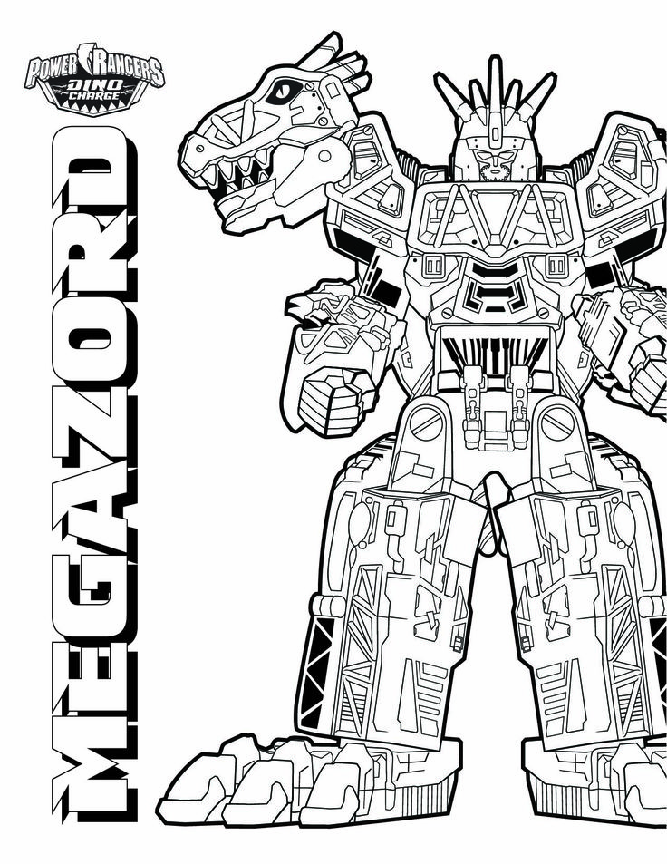 Megazord! Download them all: http://www.powerrangers.com