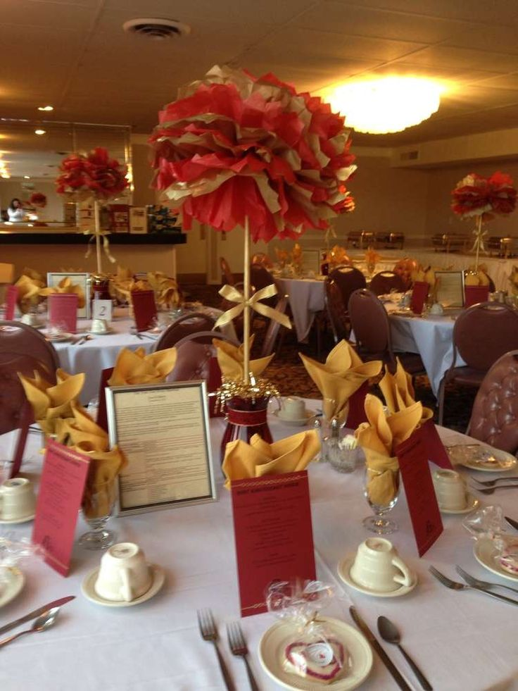 17 Best ideas about 40th Anniversary Parties on Pinterest  40th anniversary decorations 40th