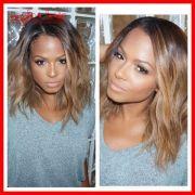 gorgeous short ombre wig bob full