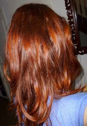 red henna hair ideas
