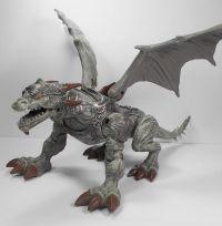 Mega Bloks Dragon Action Figure (1) | Dragon, Action and ...