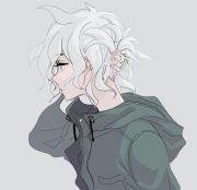 white gray silver