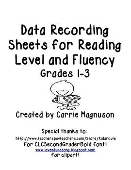 1000+ images about Reading Fluency Ideas on Pinterest