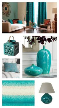 1000+ ideas about Turquoise Home Decor on Pinterest | Home ...