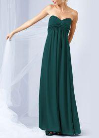 Gem green bridesmaid dress. Perfect for christmas wedding ...