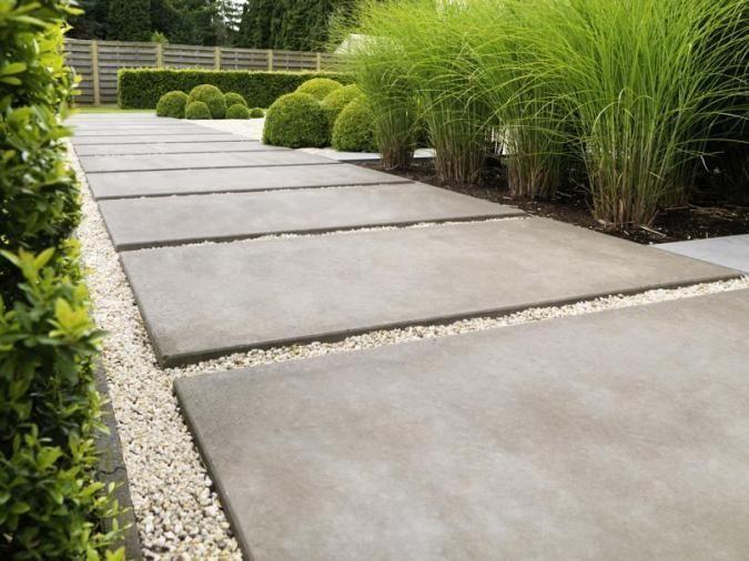 The 25 Best Ideas About Concrete Garden On Pinterest Large
