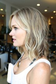 ash blonde long bob hairstyles