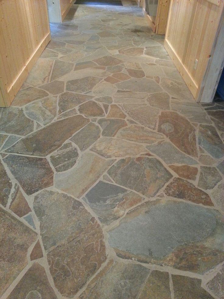 25+ best ideas about Stone flooring on Pinterest