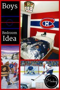 1000+ ideas about Boys Hockey Bedroom on Pinterest ...