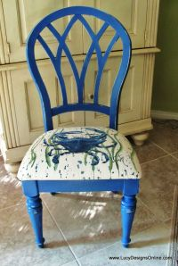 17 Best ideas about Painted Chairs on Pinterest | Vintage ...