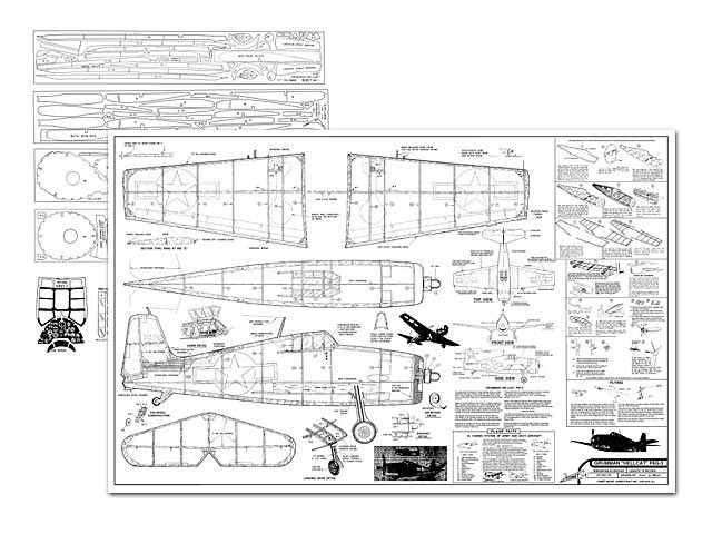 Outerzone : Searchable database of free model aircraft