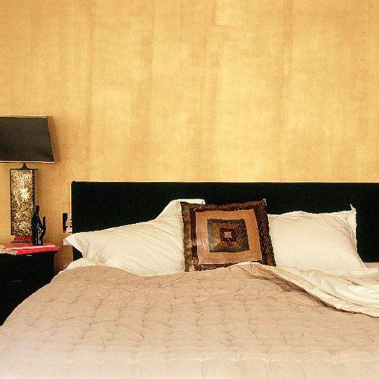 gold bedroom paint colors Paint Color Portfolio: Gold Bedrooms | Copper, Colors and Copper accessories