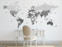 1000+ ideas about World Map Wall Decal on Pinterest ...