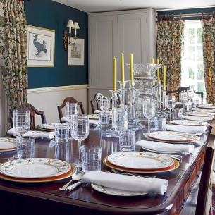 Edwardian Table Setting Titanic Dinner Party Pinterest