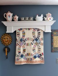 24 best ideas about Quilt racks on Pinterest | Wall mount ...