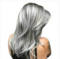 Gray Hair Color Shades Beso