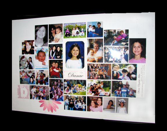 Funeral Idea Poster Collage