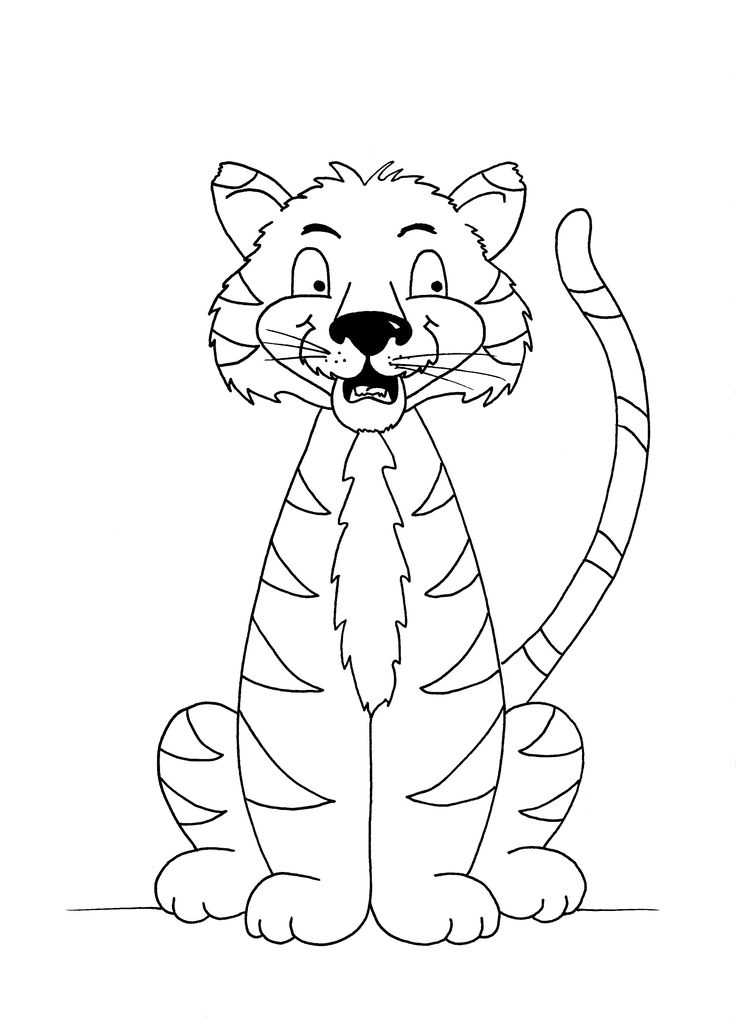 1000+ images about Tiger themed crafts for kids on
