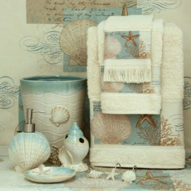Coastal Moonlight Bath Collection  Bathroom Decorating Ideas  Pinterest  Toothbrush holders
