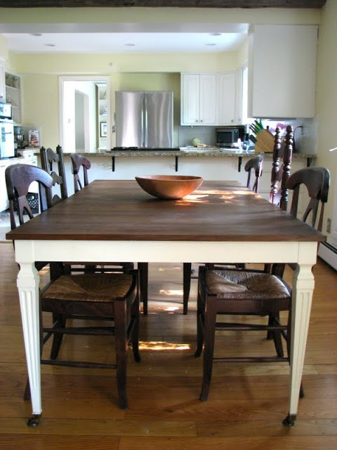 17 Best images about Kitchen Table Refinish on Pinterest
