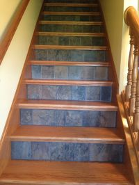 Replacing the carpet on stairs with a fresh look | Great ...