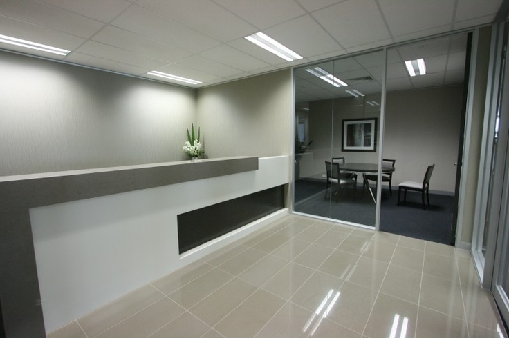 Reception Counter Design From A1office Fitouts To Give