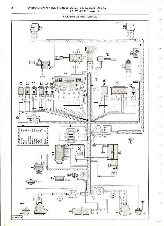 1000 Ideas About Electrical Wiring Diagram On Pinterest Circuito Electrico Dyane6 Buscar Con Google Coches
