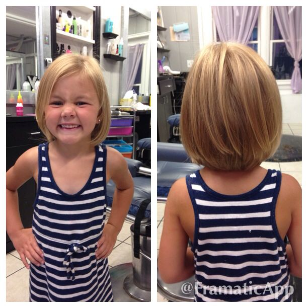 25 Best Ideas About Girl Haircuts On Pinterest Little Girl