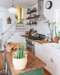 25+ Best Ideas about Cozy Kitchen on Pinterest | Bohemian ...