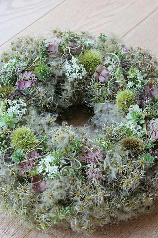 17 Best images about Kransen on Pinterest  Florists Fall