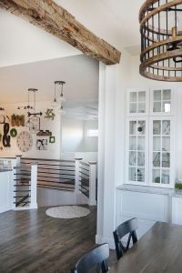 Best 20+ Modern farmhouse interiors ideas on Pinterest