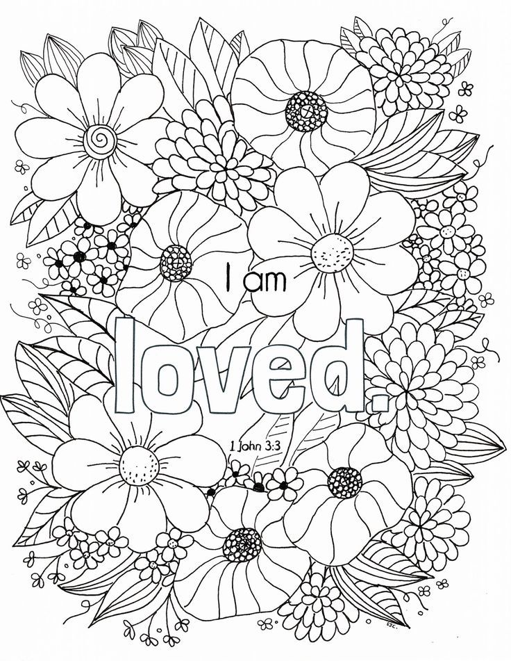 17 Best ideas about Coloring Pages on Pinterest