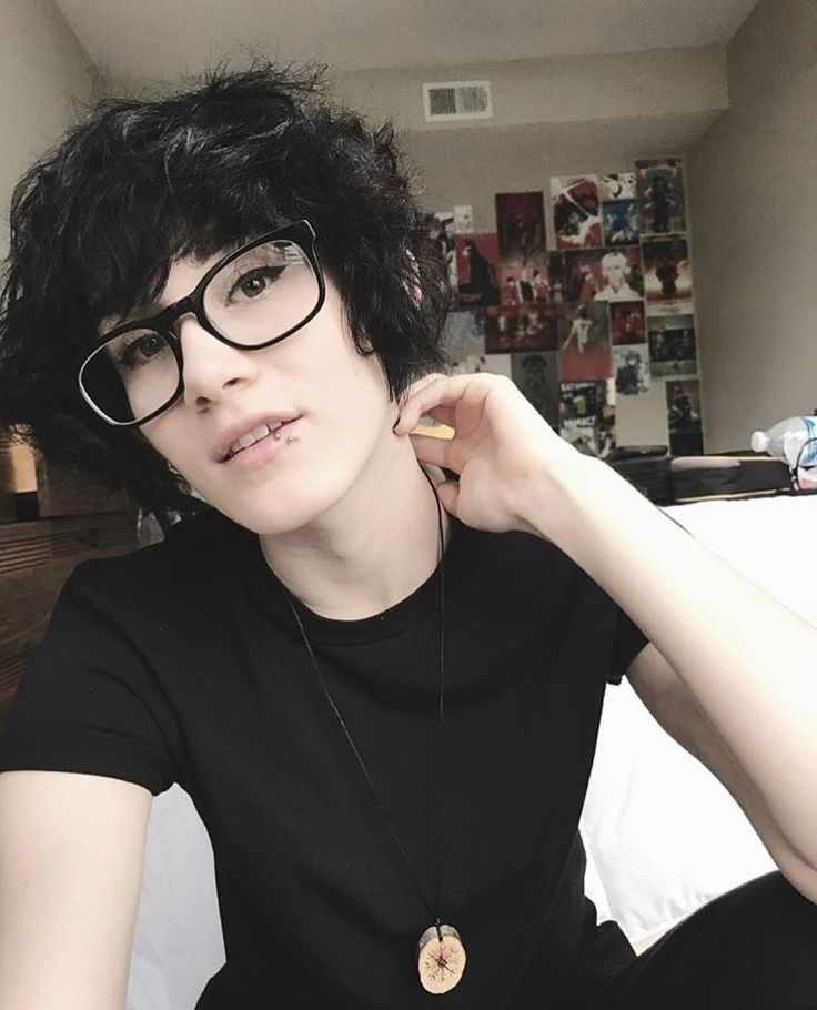 25 Best Ideas About Androgynous Haircut On Pinterest