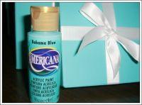 Americana Bahama Blue Acrylic Paint for Tiffany Blue ...