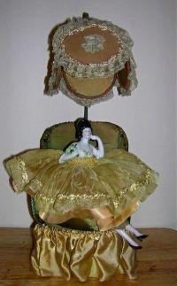 17 Best images about Lady lamps on Pinterest   Antiques ...