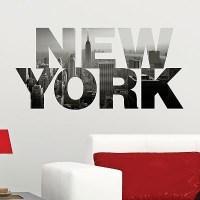 "DCWV ""New York"" Wall Sticker | Home by DCWV | Pinterest ..."