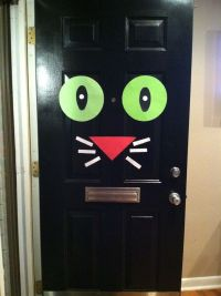 1000+ images about Halloween doors on Pinterest