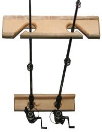 1000+ ideas about Fishing Rod Rack on Pinterest
