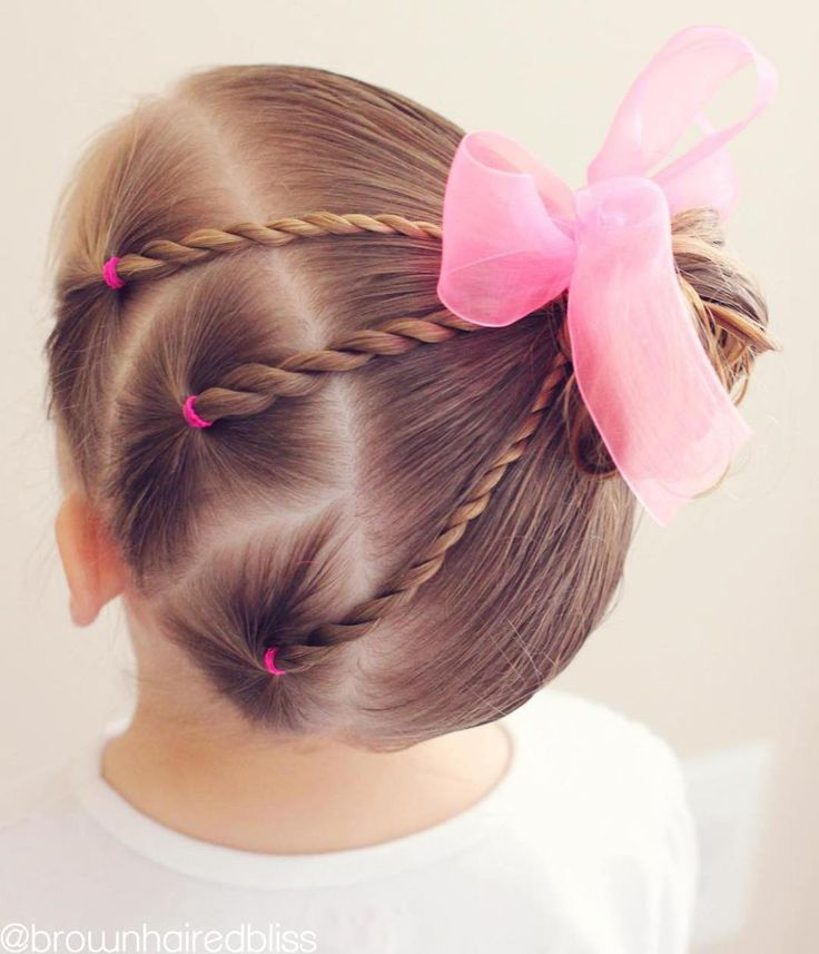 25 Best Ideas About Easy Toddler Hairstyles On Pinterest Kid