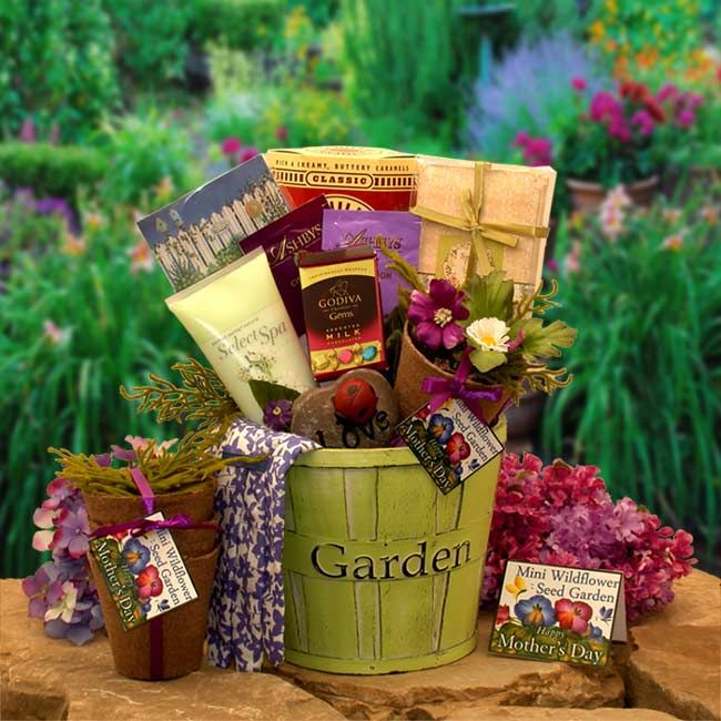 12 Best Images About Garden Basket Ideas On Pinterest Gardens