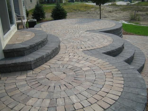 25 Best Images About Front Step Ideas On Pinterest Travertine